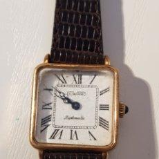 Relógios de pulso: DUWARD DIPLOMATIC. Lote 292275253