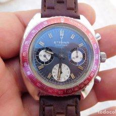 Relógios de pulso: RELOJ CRONOGRAFO MANUAL ETERNA CHRONO VALJOUX 72. Lote 292942633