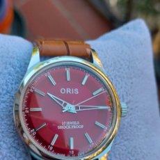 Relógios de pulso: RELOJ SUIZO 17 RUBÍS * PERFECTO ESTADO. Lote 293243648