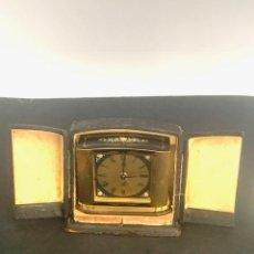 Relógios de pulso: RELOJ ANTIGUO DESPERTADOR JAZ FRANCÉS. Lote 293255453