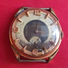 Relógios de pulso: RELOJ DOGMA PRIMA 15 RUBIS ANTIMAGNETIC NO FUNCIONA.MIDE 38.9 MM DIAMETRO. TAL CUAL. Lote 294372298