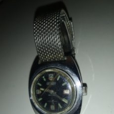 Relojes de pulsera: RELOJ MONTY ANTICHOC AÑOS 70. FUNCIONANDO.. Lote 294953683