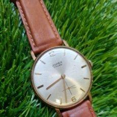 Relojes de pulsera: RELOJ JUPEX 17 RUBIES EN FUNCIONAMIENTO. Lote 294957428