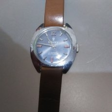 Relógios de pulso: RELOJ CARGA MANUAL DE DAMA CAUNY.. Lote 294965783