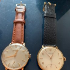 Relojes de pulsera: 2 RELOJES VINTAGE FUNCIONAN BIEN. Lote 295441883