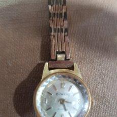 Relojes de pulsera: RELOJ DE SEÑORA DUWARD FUNCIONANDO. Lote 295719003