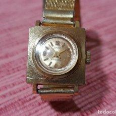 Relojes de pulsera: RELOJ ZONIKU A CUERDA, FUNCIONA. Lote 295753653