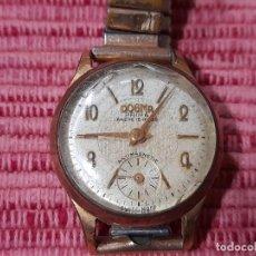 Relojes de pulsera: RELOJ DOGMA PRIMA ORO 10 MICRAS A CUERDA. Lote 295753798