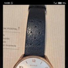 Relojes de pulsera: RELOJ CYMA. Lote 295814293