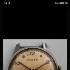 Relojes de pulsera: RELOJ CONTY. Lote 295814483