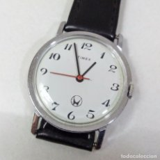 Relojes de pulsera: RELOJ TIMEX DE CARGA MANUAL - CAJA 32 MM - FUNCIONANDO. Lote 295853163