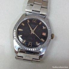 Relojes de pulsera: RELOJ SECORY DE CARGA MANUAL 23 JEWELS - CAJA 33 MM - FUNCIONANDO. Lote 295853653