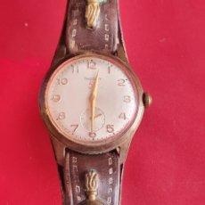 Relojes de pulsera: RELOJ THUSSY 55 NO FUNCIONA. MIDE 34.8 MM DIAMETRO. Lote 296613183