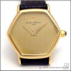 Montres - Baume & Mercier: V2071 - BAUME & MERCIER ORO 18 K.. Lote 7693894