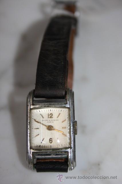 RELOJ DE PULSERA,MERCIER REF.4438 (Relojes - Relojes Actuales - Baume & Mercier)