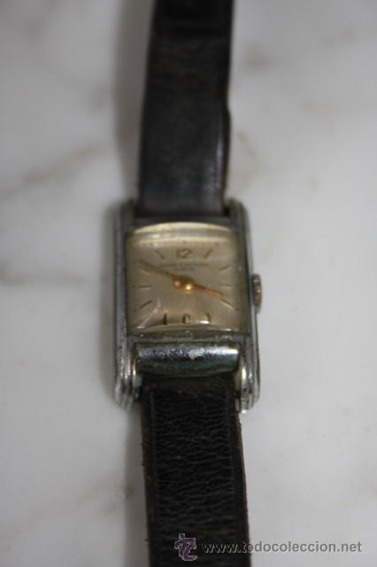 Relojes - Baume & Mercier: RELOJ DE PULSERA,MERCIER REF.4438 - Foto 2 - 14757604