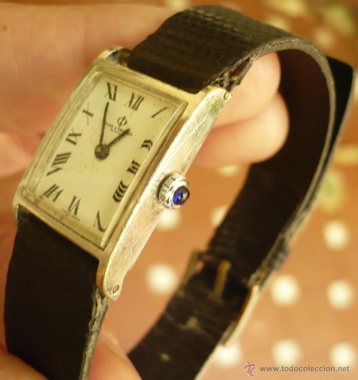 Relojes - Baume & Mercier: Reloj vintage Baume Mercier - Foto 4 - 43813271