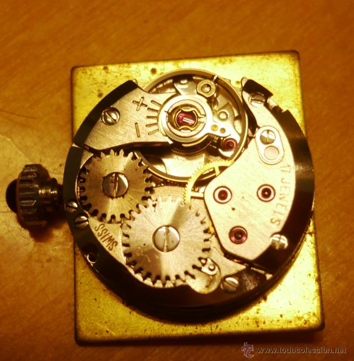 Relojes - Baume & Mercier: Reloj vintage Baume Mercier - Foto 8 - 43813271