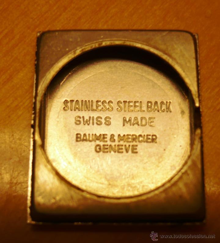 Relojes - Baume & Mercier: Reloj vintage Baume Mercier - Foto 9 - 43813271