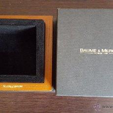 Montres - Baume & Mercier: BAUME & MERCIER CAJA. Lote 52480513