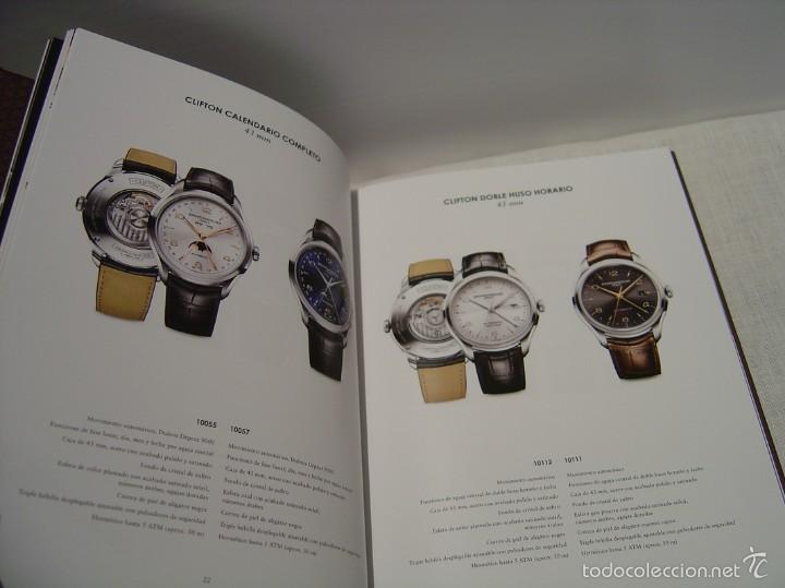 Relojes - Baume & Mercier: CATÁLOGO BAUME & MERCIER 2014-2015 - Foto 6 - 55385721