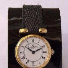Relojes - Baume & Mercier: ANTIGUO RELOJ BAUME & MERCIER DE ORO 18K BM777 VINTAGE WATCH BAUME &MERCIER GENEVE LADIES. Lote 56813439