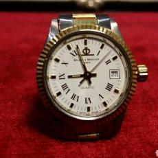 Relojes - Baume & Mercier: RELOJ DE SEÑORA BAUME MERCIER PROVIENE DE STOCK TOTALMENTE NUEVO. Lote 89308118