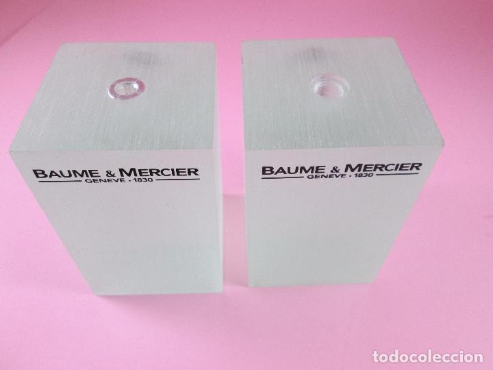 Relojes - Baume & Mercier: expositores metacrilato-baume y mercier-nuevos-ver fotos. - Foto 2 - 89331604
