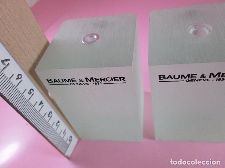 Relojes - Baume & Mercier: expositores metacrilato-baume y mercier-nuevos-ver fotos. - Foto 3 - 89331604