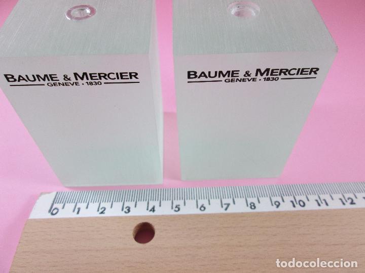 Relojes - Baume & Mercier: expositores metacrilato-baume y mercier-nuevos-ver fotos. - Foto 4 - 89331604