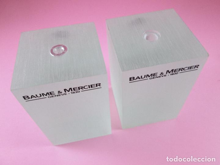 Relojes - Baume & Mercier: expositores metacrilato-baume y mercier-nuevos-ver fotos. - Foto 5 - 89331604