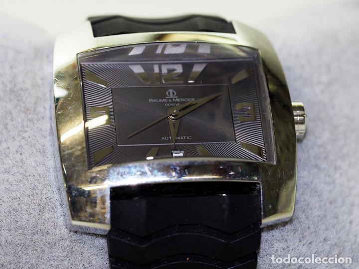 Relojes - Baume & Mercier: Baume & Mercier Hampton Spirit Automatico Reloj Hombre - Foto 2 - 97856763