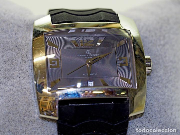 Relojes - Baume & Mercier: Baume & Mercier Hampton Spirit Automatico Reloj Hombre - Foto 3 - 97856763