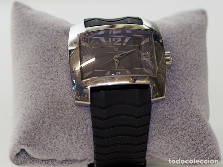 Relojes - Baume & Mercier: Baume & Mercier Hampton Spirit Automatico Reloj Hombre - Foto 4 - 97856763