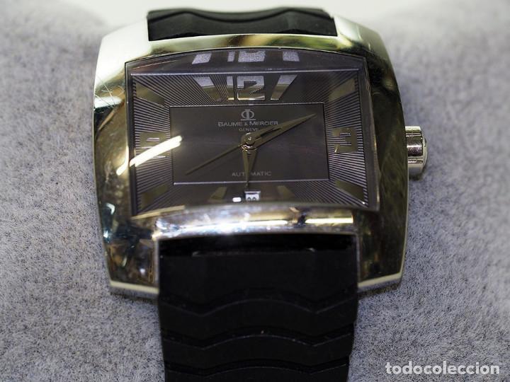 Relojes - Baume & Mercier: Baume & Mercier Hampton Spirit Automatico Reloj Hombre - Foto 5 - 97856763