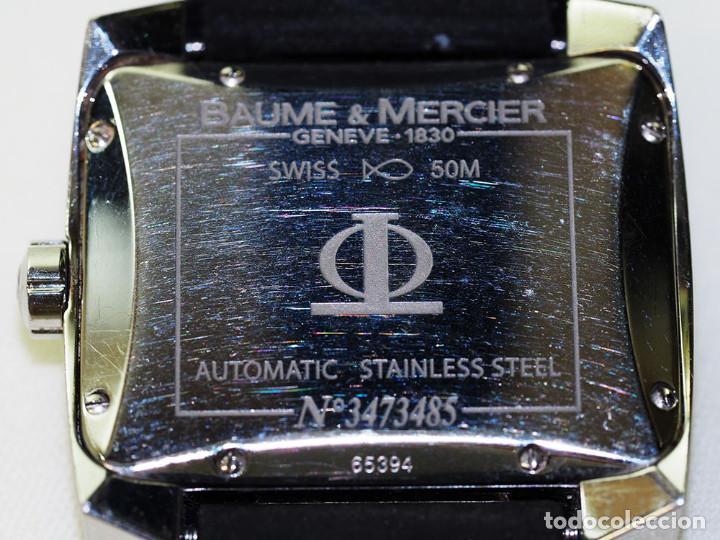 Relojes - Baume & Mercier: Baume & Mercier Hampton Spirit Automatico Reloj Hombre - Foto 6 - 97856763