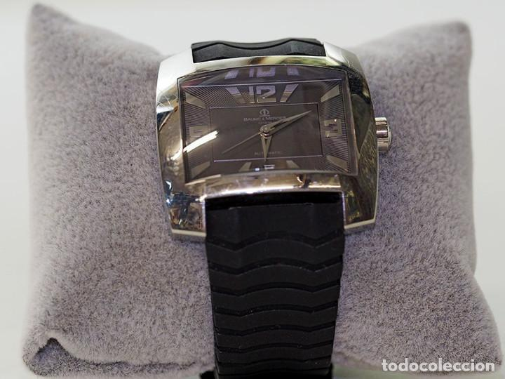 Relojes - Baume & Mercier: Baume & Mercier Hampton Spirit Automatico Reloj Hombre - Foto 7 - 97856763