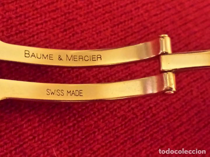 Relojes - Baume & Mercier: RELOJ BAUME & MERCIER ORO MACIZO 18K - CAJA Y PAPELES - MODELO HAMPTON MILLEIS (M045224) - Foto 14 - 105723619