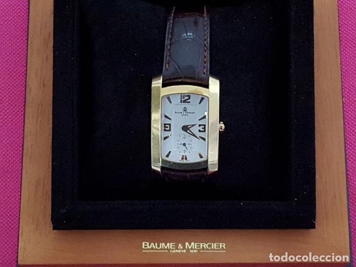 Relojes - Baume & Mercier: RELOJ BAUME & MERCIER ORO MACIZO 18K - CAJA Y PAPELES - MODELO HAMPTON MILLEIS (M045224) - Foto 22 - 105723619
