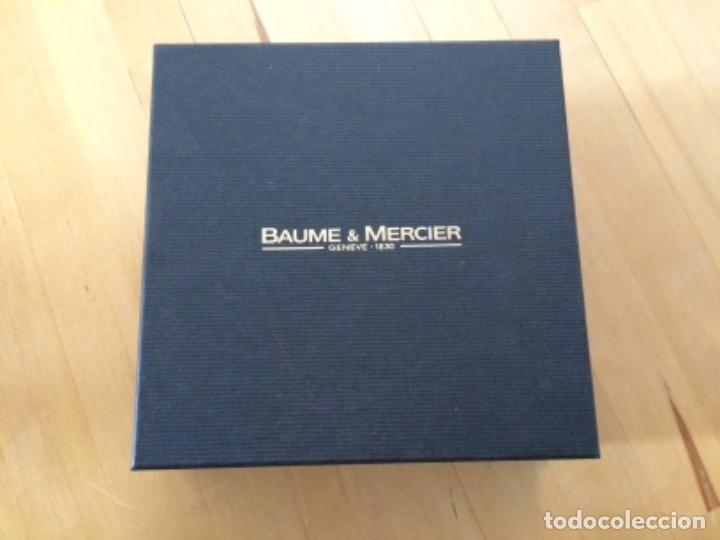 BAUME & MERCIER, ESTUCHE (Relojes - Relojes Actuales - Baume & Mercier)