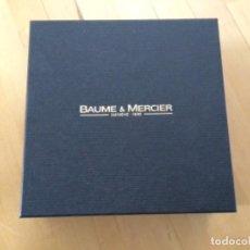 Relógios Baume & Mercier: BAUME & MERCIER, ESTUCHE . Lote 115208011