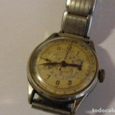 Relógios Baume & Mercier: LOTE RELOJ BAUME MERCIER GENEVE TELEMETRE AÑOS 50-60 PARADO. Lote 126962007