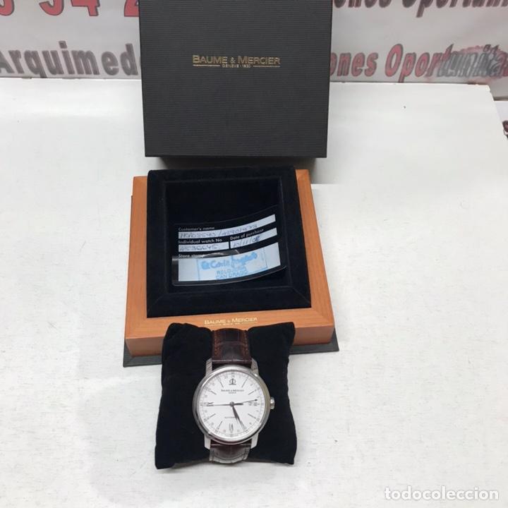 RELOJ BAUME & MERCIER (Relojes - Relojes Actuales - Baume & Mercier)