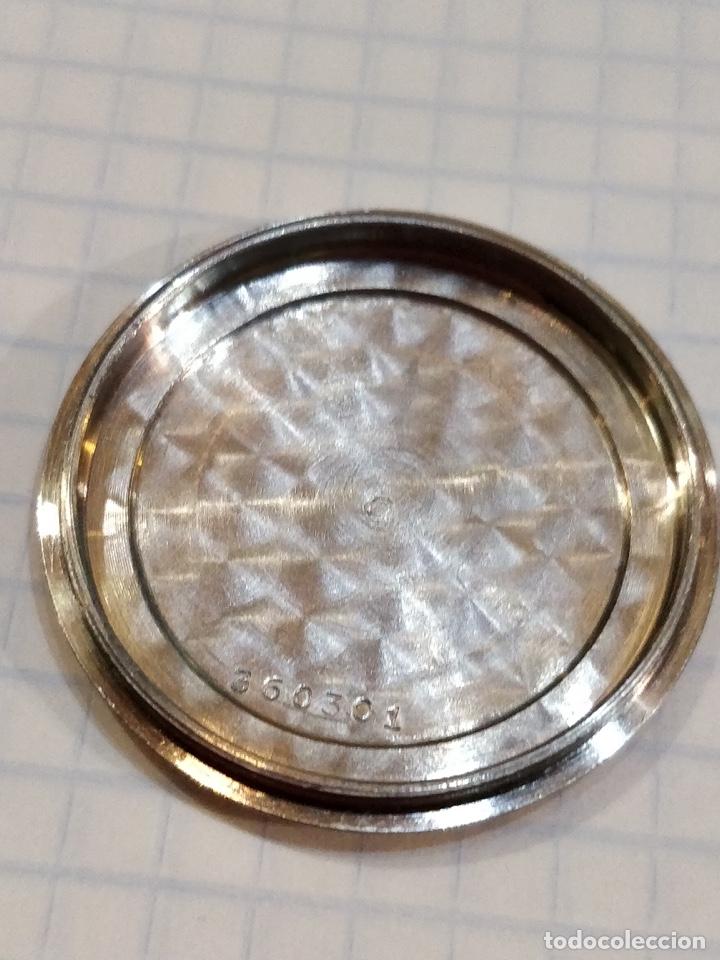 Relojes - Baume & Mercier: Reloj pulsera Baume & Mercier GENEVE. Esfera blanca y acero. - Foto 8 - 155878014