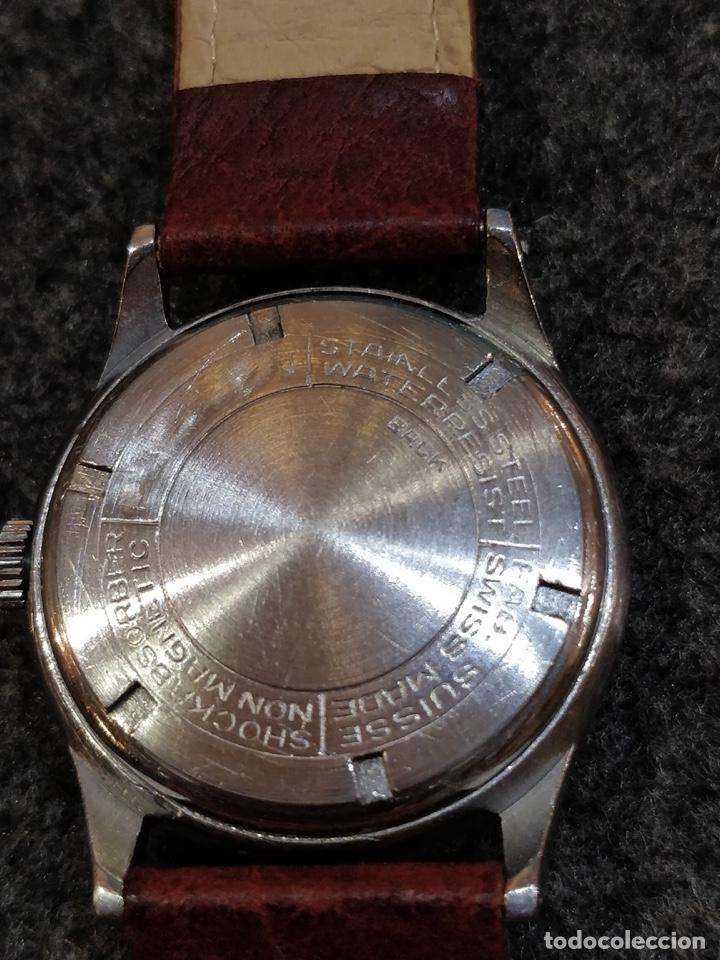 Relojes - Baume & Mercier: Reloj pulsera Baume & Mercier GENEVE. Esfera blanca y acero. - Foto 10 - 155878014