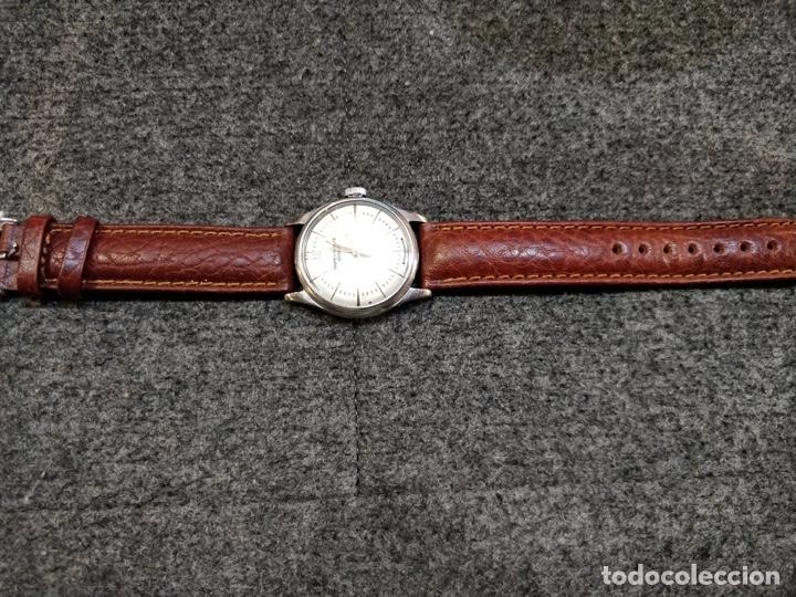 Relojes - Baume & Mercier: Reloj pulsera Baume & Mercier GENEVE. Esfera blanca y acero. - Foto 12 - 155878014