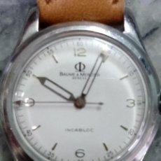 Relógios Baume & Mercier: RELOJ BAUME MERCIER MECANICO AÑOS 50.. Lote 157005730