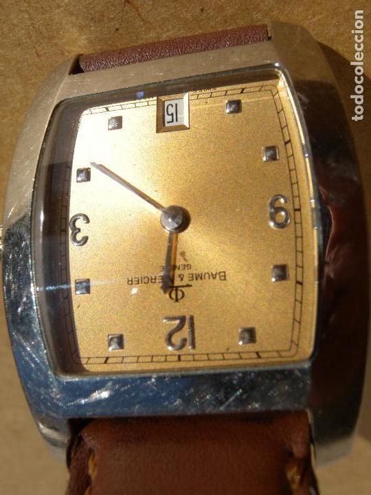 RELOJ HOMBRE BAUME MERCIER GENEVE (Relojes - Relojes Actuales - Baume & Mercier)