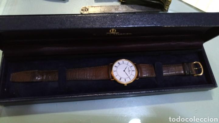 RELOJ BAUME & MERCIER PULSERA SIN USO 1990 (Relojes - Relojes Actuales - Baume & Mercier)