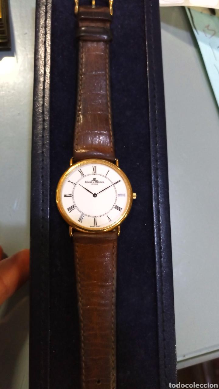 Relojes - Baume & Mercier: Reloj Baume & Mercier pulsera sin uso 1990 - Foto 2 - 157274294